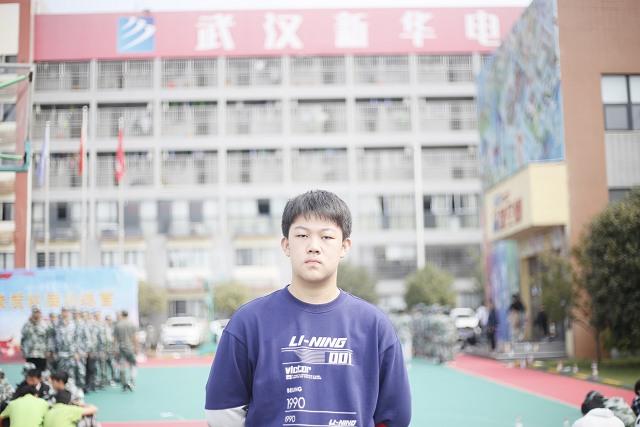 【新生故事】周兆祥:努力一定会获得成功