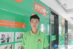 【新生故事】左环宇:这一次,我选择武汉新华!