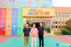 老师来了:中央美术学院吕中元教授走进武汉新华