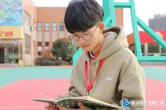 【奋斗在新华】许顺子:以努力的姿态,在新华放飞梦想
