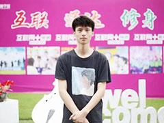 年仅18岁的凃文杰远比其他同龄人的眼光要长远些,还没步入社会的他就懂得学会一门技术的重要性,没有一技之长是无法在社会上站稳脚跟的。因此,他选择来到武汉新
